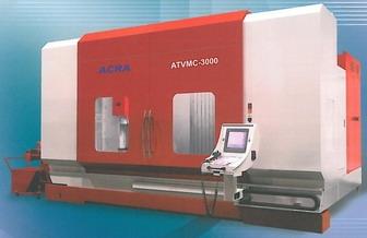 ATVMC megmunkálóközpontok